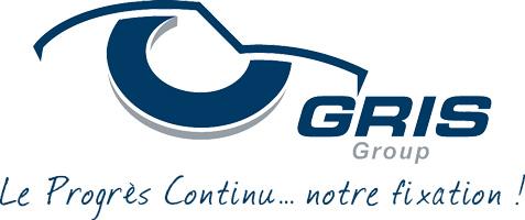 Logo Gris Group, partenaire de Metz Mécènes Solidaires