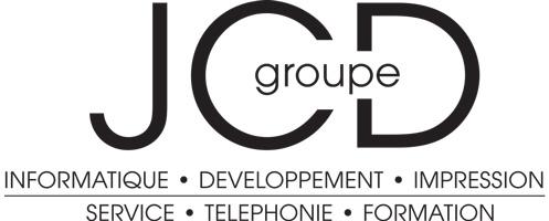 Logo JCD Group, partenaire de Metz Mécènes Solidaires