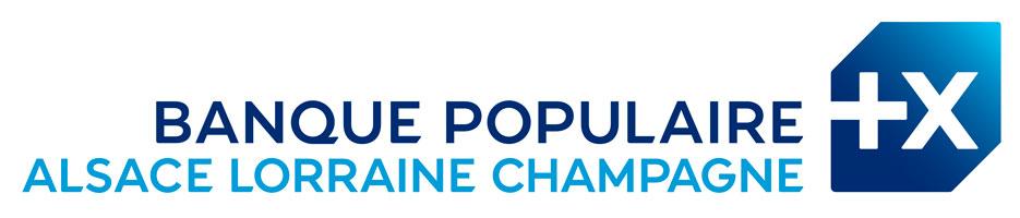 Logo Banque Populaire d'Alsace Lorraine Champagne, partenaire de Metz Mécènes Solidaires
