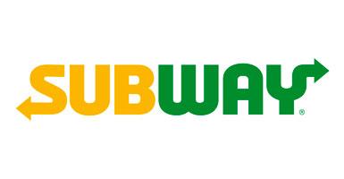 Logo Subway, partenaire de Metz Mécènes Solidaires