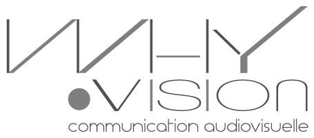 Logo Why Vision, partenaire de Metz Mécènes Solidaires